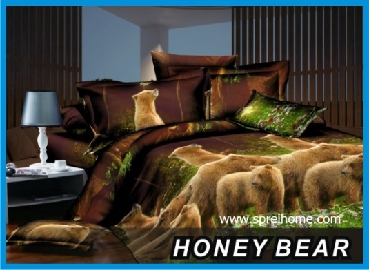 16 sprei fata honey_bear