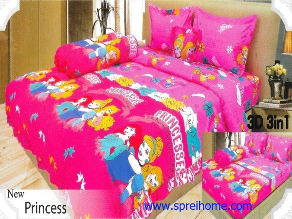 10-sprei-lady-rose-princess