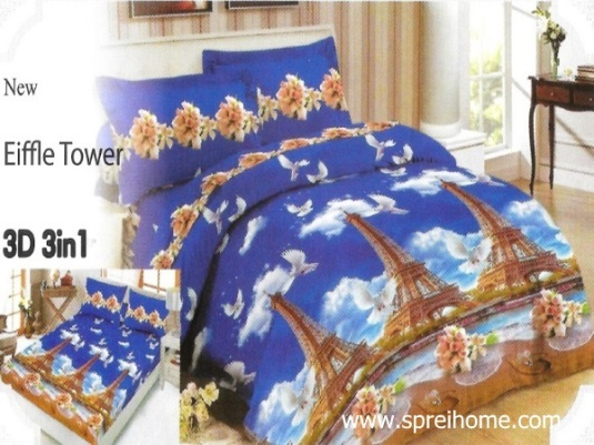 20-sprei-lady-rose-eiffle-tower