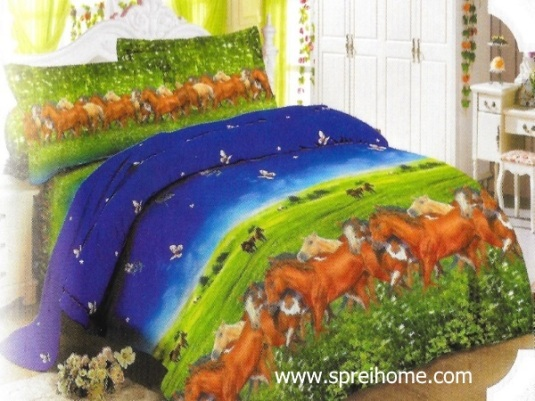 35-sprei-lady-rose-horse