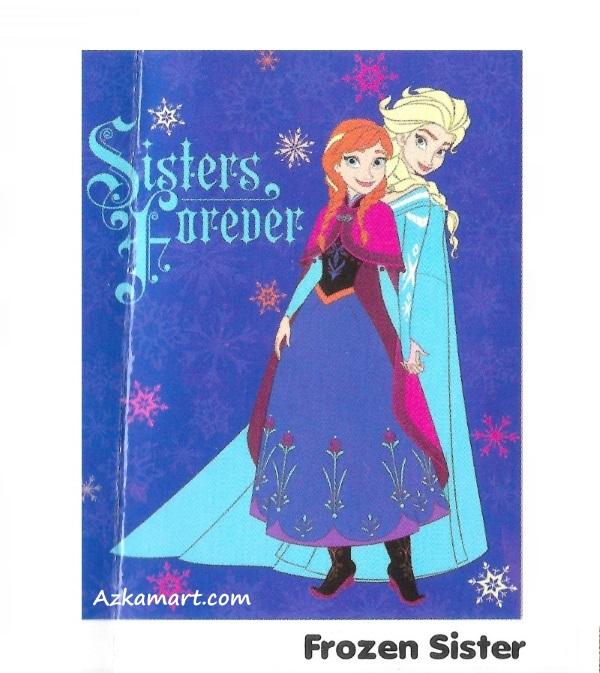 jual beli selimut internal karakter anak frozen sister