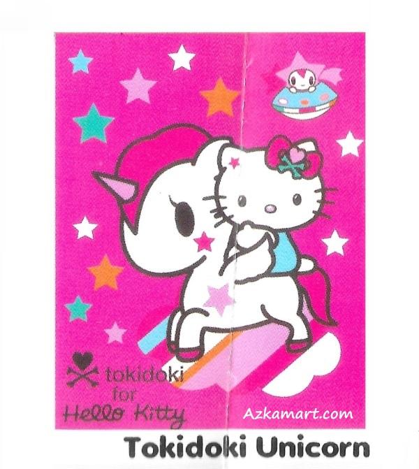 jual beli selimut internal karakter anak tokidoki unicorn