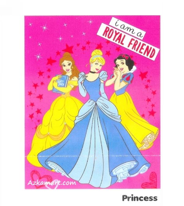 jual beli selimut internal karakter anak princess
