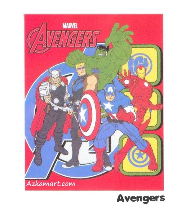 jual beli selimut internal karakter anak avengers