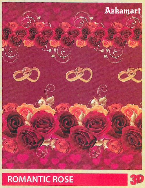 jual beli selimut bulu halus lembut paulina gambar bunga mawar